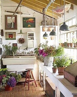 Pin On Inside The Potting Shed