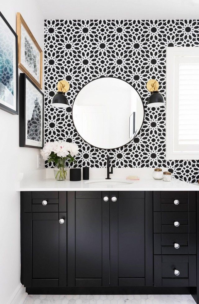 Explore Black And White Bathroom Ideas And More!