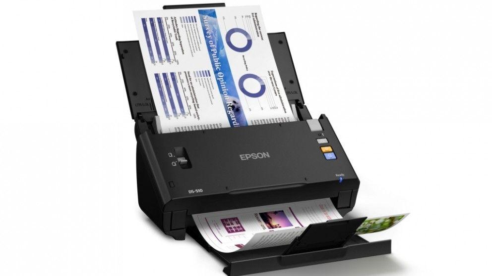Epson workforce ds510 document scanner epson