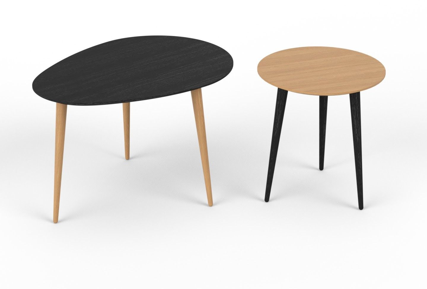 Mycs Coffee Tables In Natural Colours Mycs Makeityours Furnituredesign Wohnzimmertische