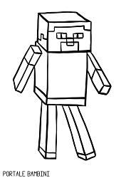 Minecraft Coloring Pages Online Free To Print Portale Bambini Printables Coloring Minecr Minecraft Coloring Pages Coloring Pages Coloring Pages For Kids