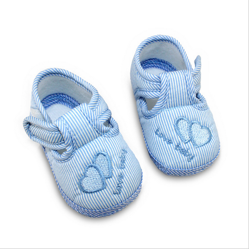 Click to Buy    New Baby Shoes Breathable Cotton Lovely Baby Boys Girls 9d6f751eeeea