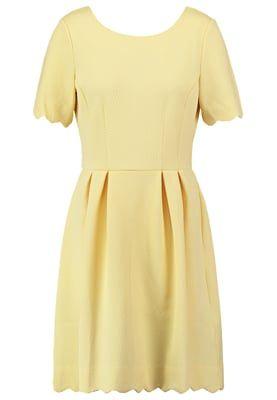 64e25ca423de Jerseykjoler - light yellow