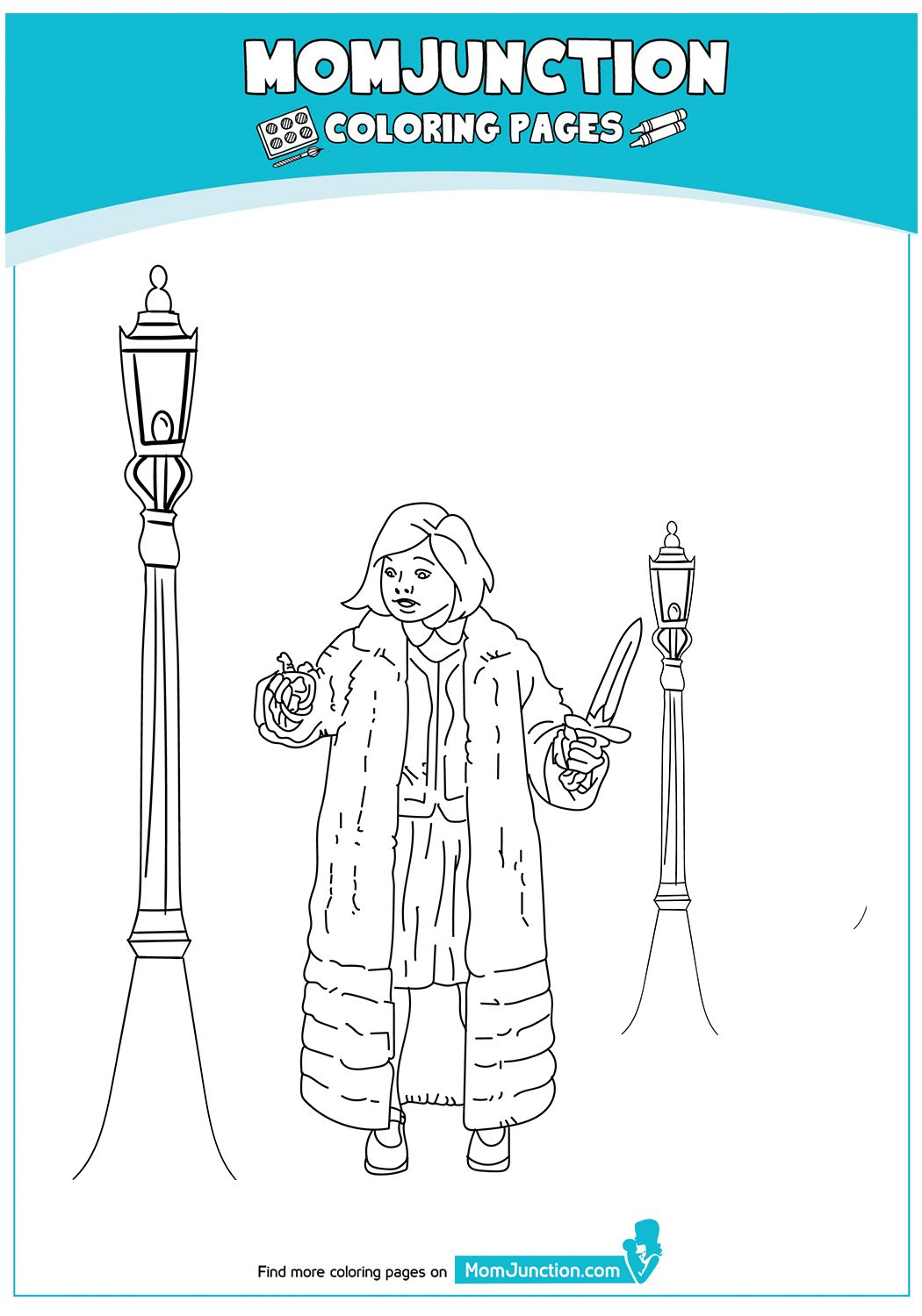 Lucy Pevensie 17 Mom Junction Coloring Pages Personal Health