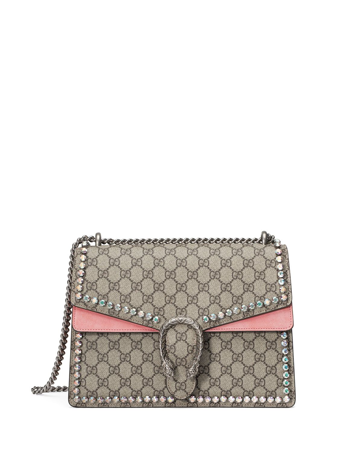 e8bdddd5e270 Dionysus Snake-Embroidered Crossbody Bag Multi | *Handbags, Wallets ...