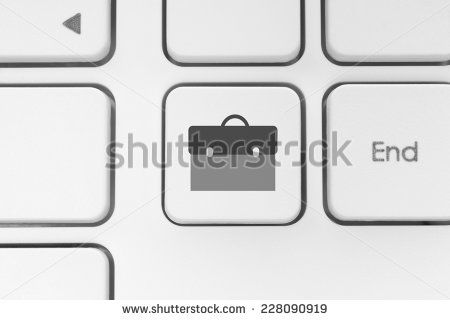 Bag button on the keyboard