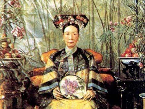 Beauty Secrets of Empress Dowager Cixi - China culture