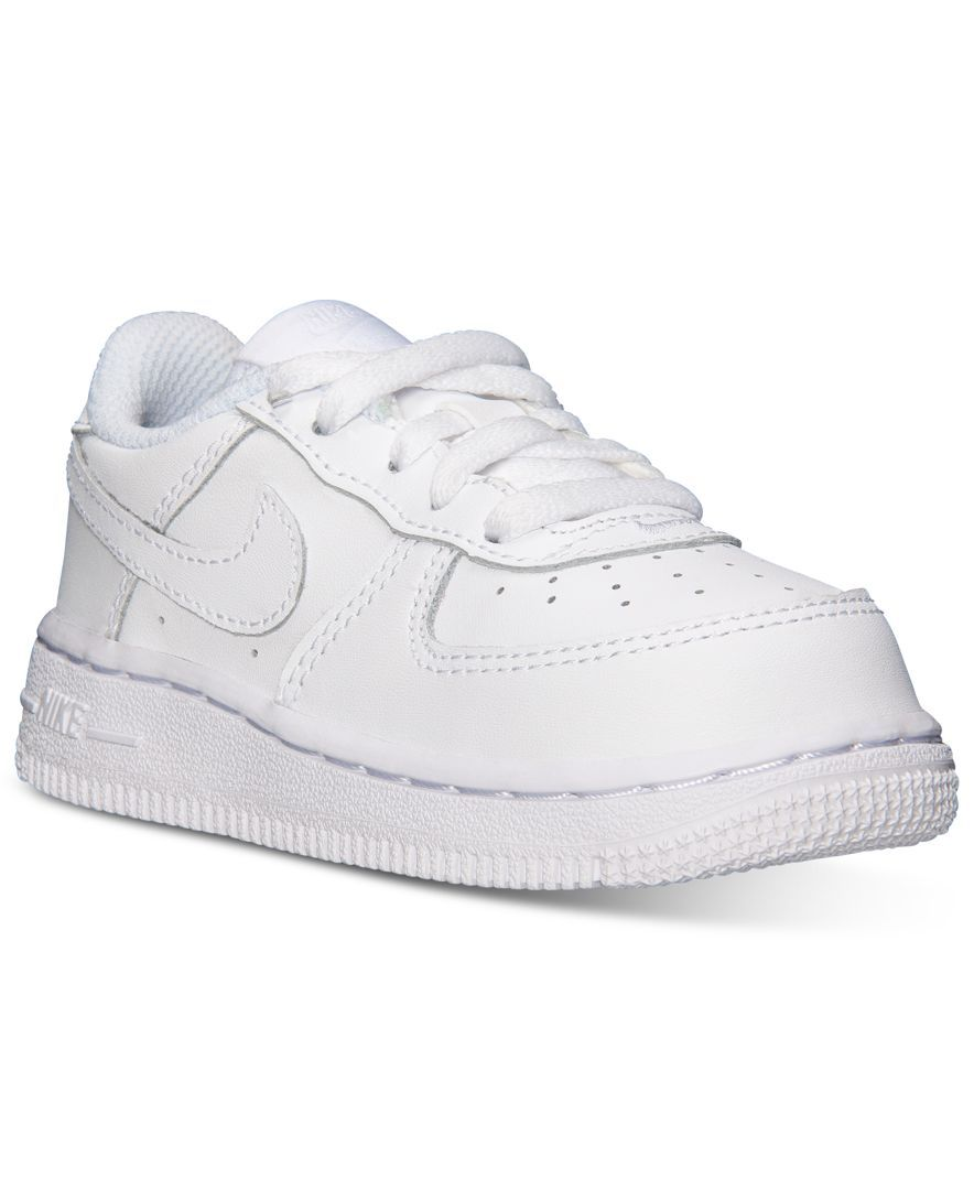220c955210d5 Nike Toddler Boys  Air Force 1 Low Basketball Sneakers from Finish Line