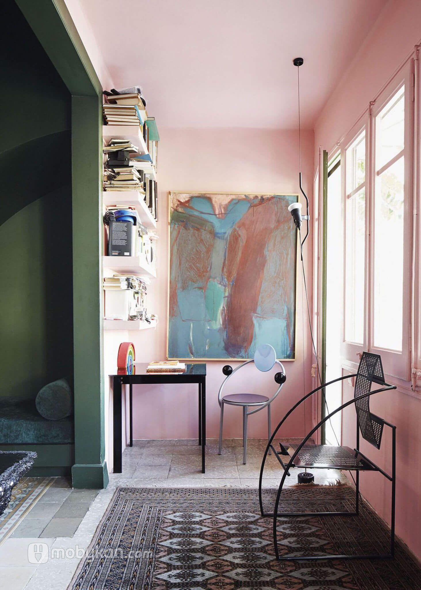 اشكال و الوان حوائط مميزه و مختلفه مجلة موبيكان Idee Per Interni Idee Per Decorare La Casa Idee Di Interior Design
