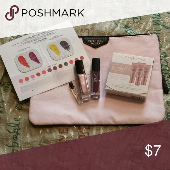 New Victorias Secret Makeup sample bag | Includes, Atelier and Estee
