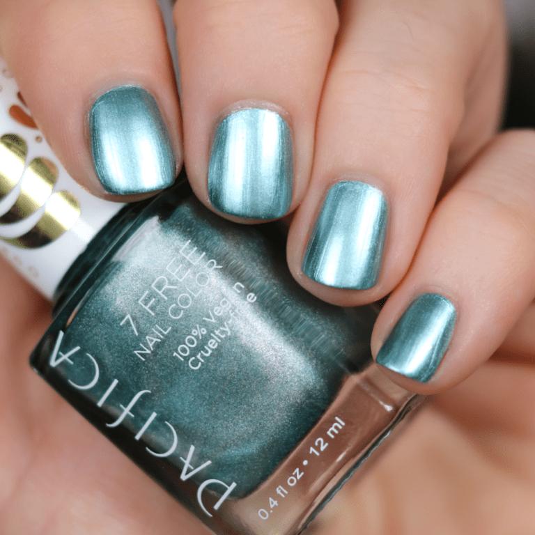 New Pacifica Metallic Nail Polish | Metallic nails