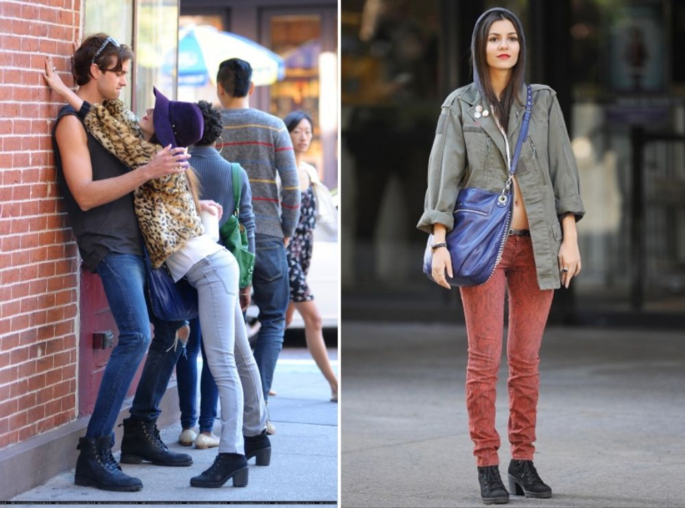bee7ba91986 naomi and ely s no kiss list outfit - Google Search Victoria Justice Outfits