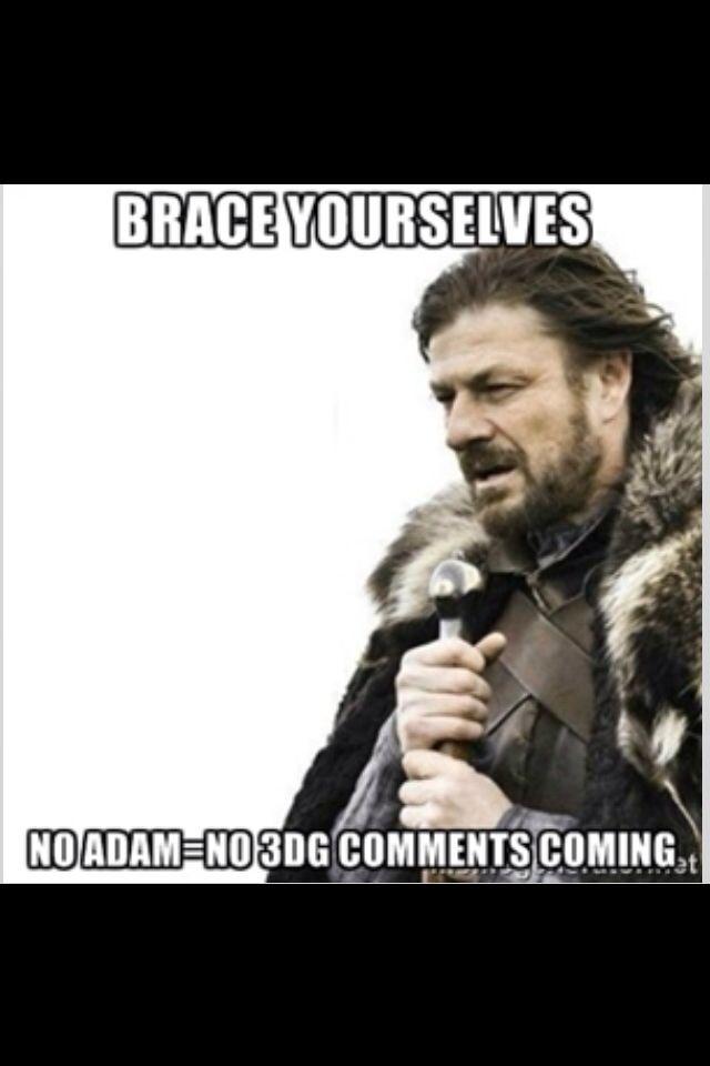 Three Days Grace adam gontier and matt walst meme.