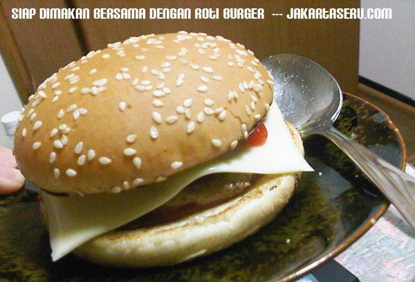 Resep Daging Burger Home Made Resep Daging Burger Resep