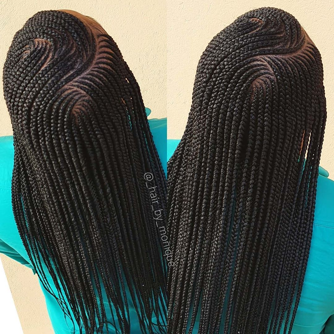 Braids tribal or nothing february appointments