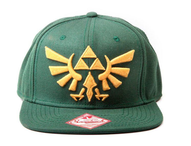 Gorra Legend of Zelda. Triforce 13bea3ca160