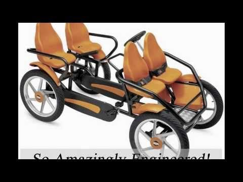 Quadricycle For Sale Great 4 Wheel Bicycle Youtube Biycicel