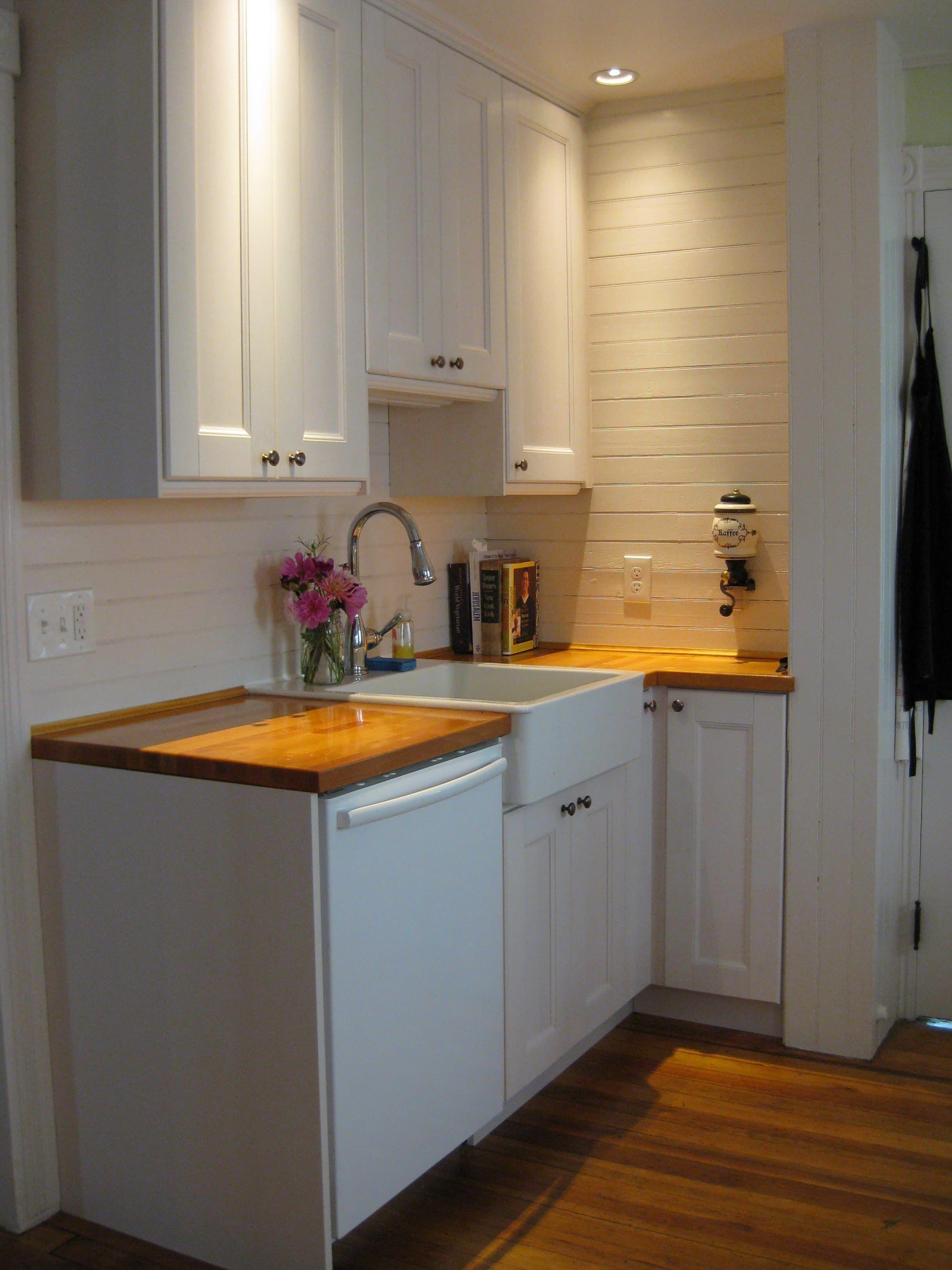 Homey Kitchen Kitchen Before & After A Brighter Yet Still Homey Kitchen