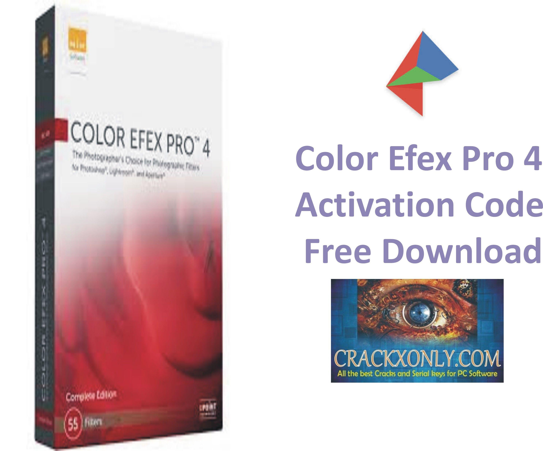 Color Efex Pro 4 Activation Code Free DownloadColor 4Color