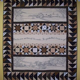 Patchwork Quilt I have made