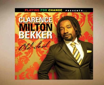 I need this cd.....Just love Clarence Bekker!