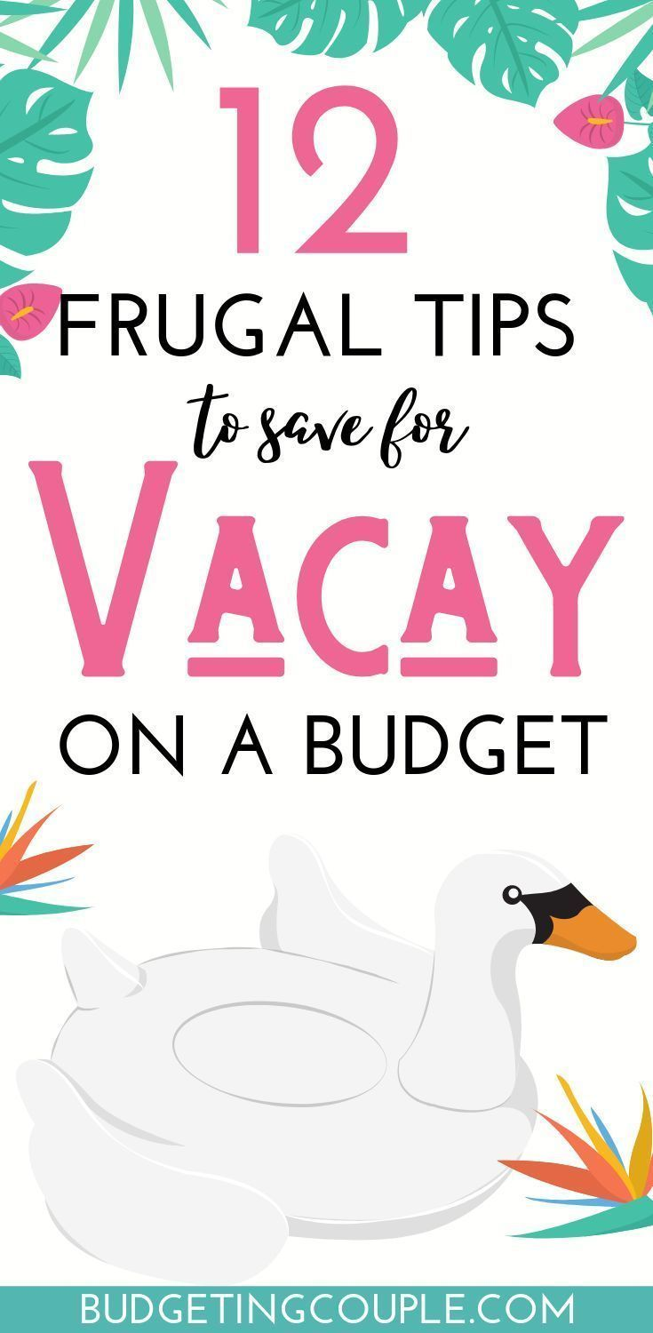 How To Save Money For Vacation For A Relaxing *Debt-Free* Vacay!