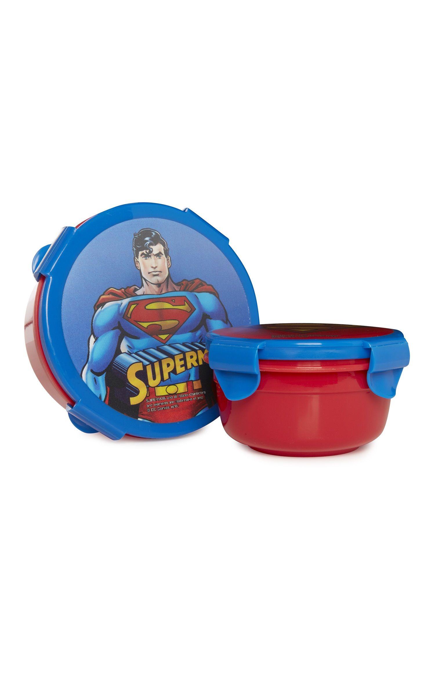 afb8a879e Primark - 2 Pack Superman Snack Pots | future son | Snacks, Superman ...