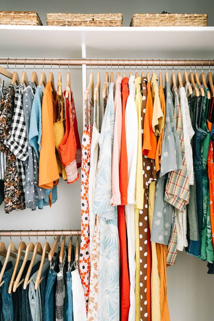 Elsie S Closet Makeover A Beautiful Mess In 2020