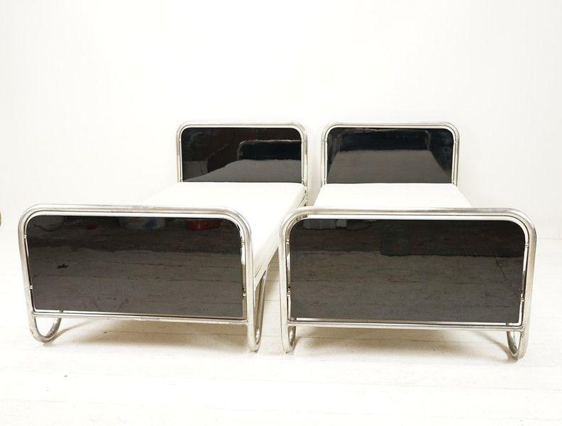 Bauhaus mobili ~ Originales bauhaus bett stahlrohr betten bauhaus bauhaus style
