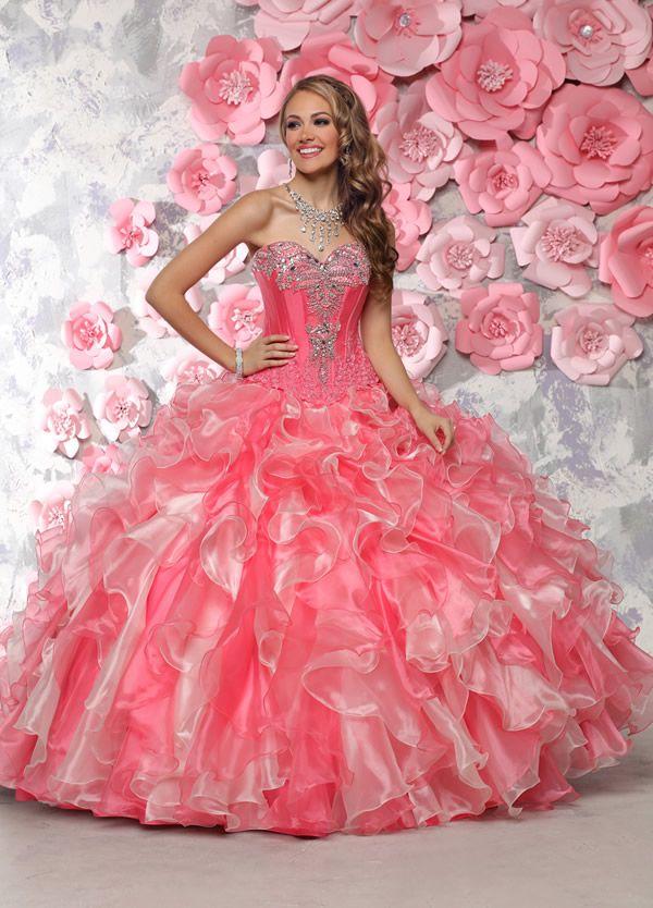 e6383981cd Vestidos de Quince Años 2016 de DaVinci Bridal