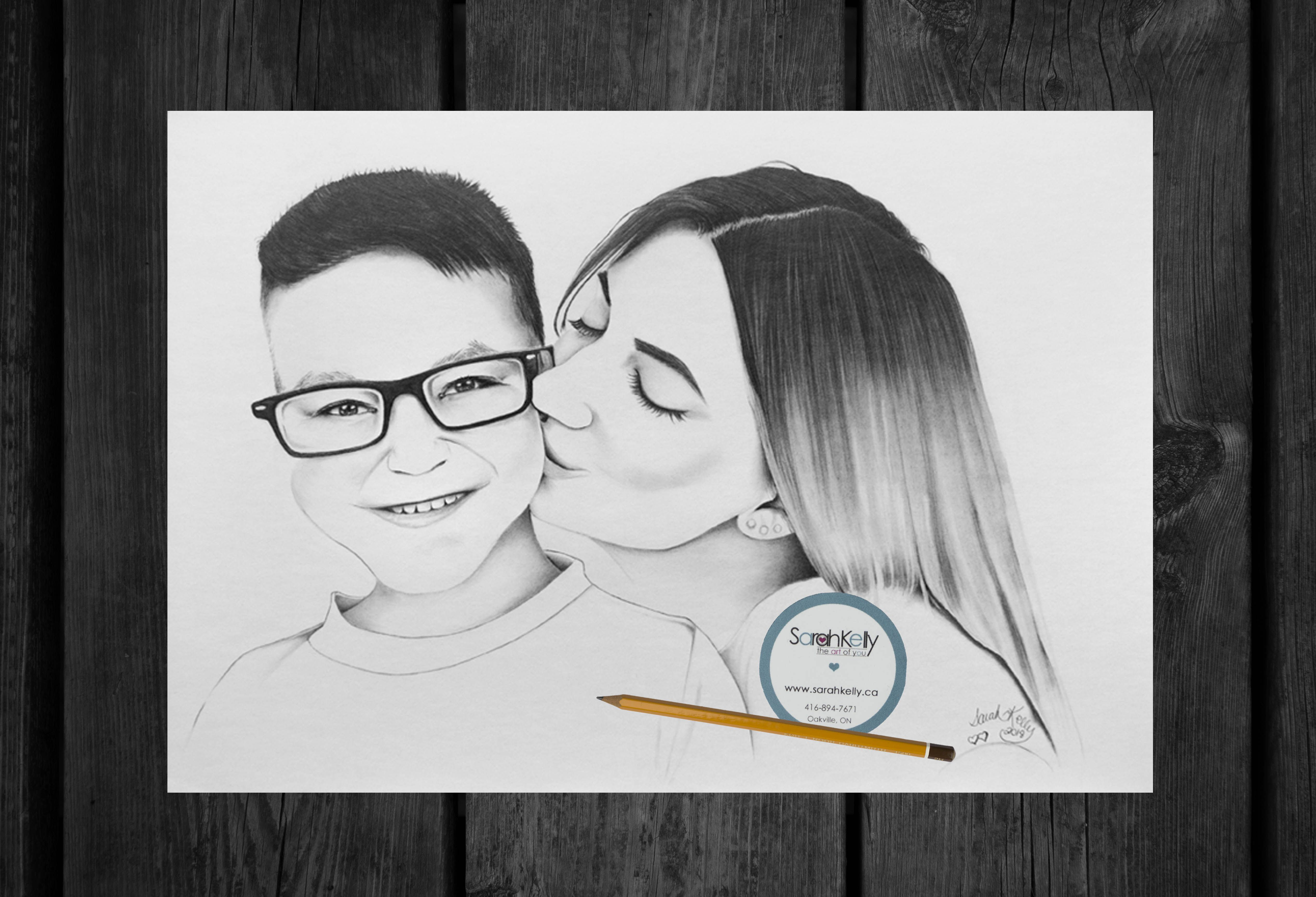 Mother's love - a wonderful birthday gift for this Mom <3