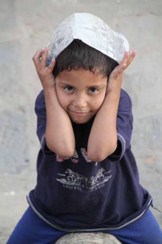 kid's playing#Kathmandu #Valley #nepal #child #kid #eyes #play