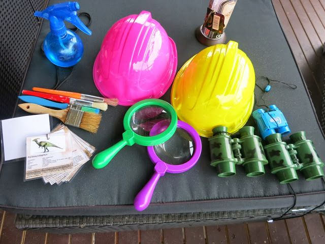 Learn with Play at Home: Dinosaur Party