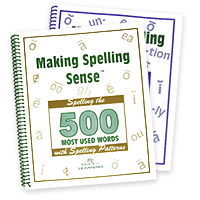 Learn to Spell with Spelling Patterns and Phonics