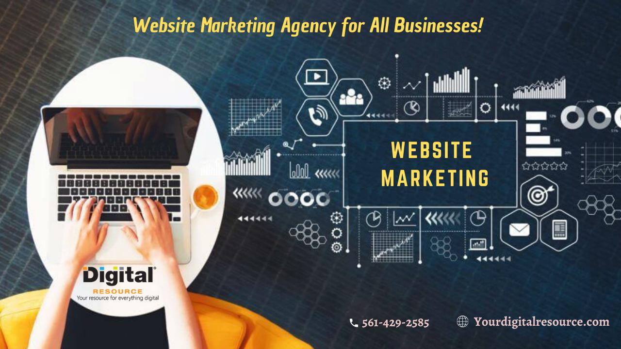 West Palm Beach Responsive Web Design Digital Resource In 2020 Digital Resources Marketing Website Web Design Company