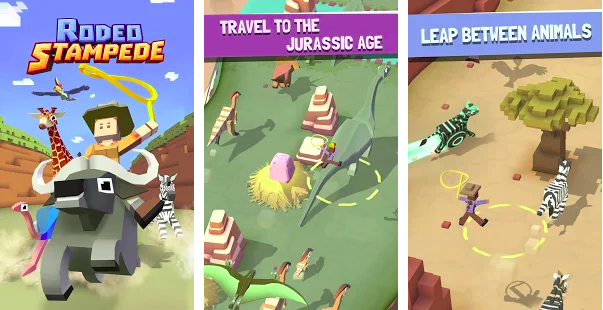 How To Get All The Animals On Rodeo Stampede