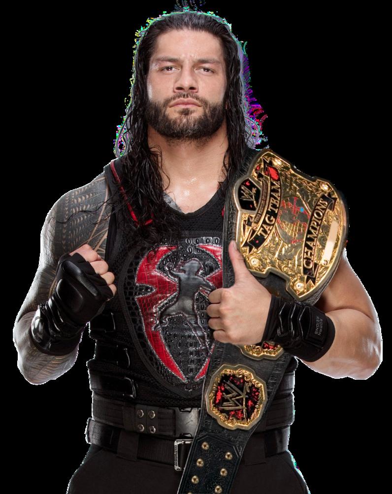 Roman Reigns World Tag Team Champion 2017 By Lunaticdesigner Wwe Superstar Roman Reigns Roman Reigns Roman Reigns Wrestling