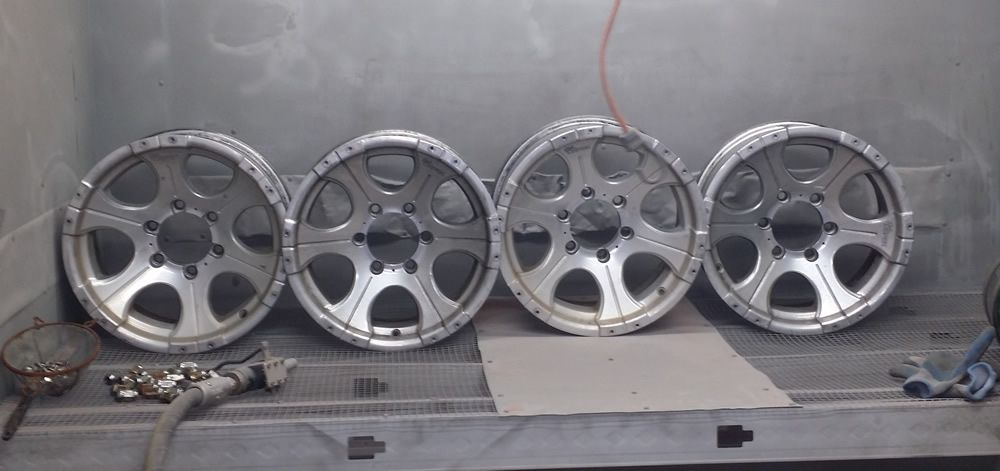 What Do I Need To Do To Prep My Rims Before Powder Coating