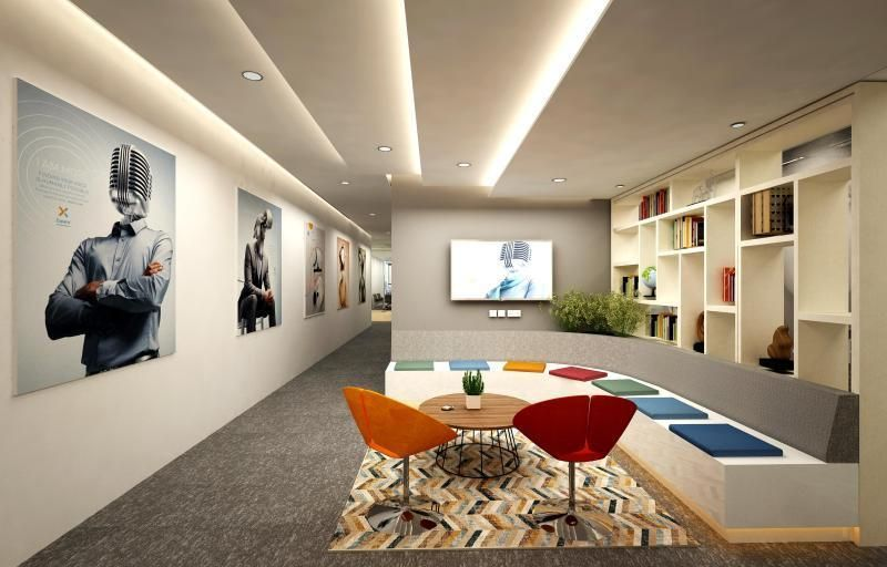 Impact Of Office Interior Design Ideas On Production