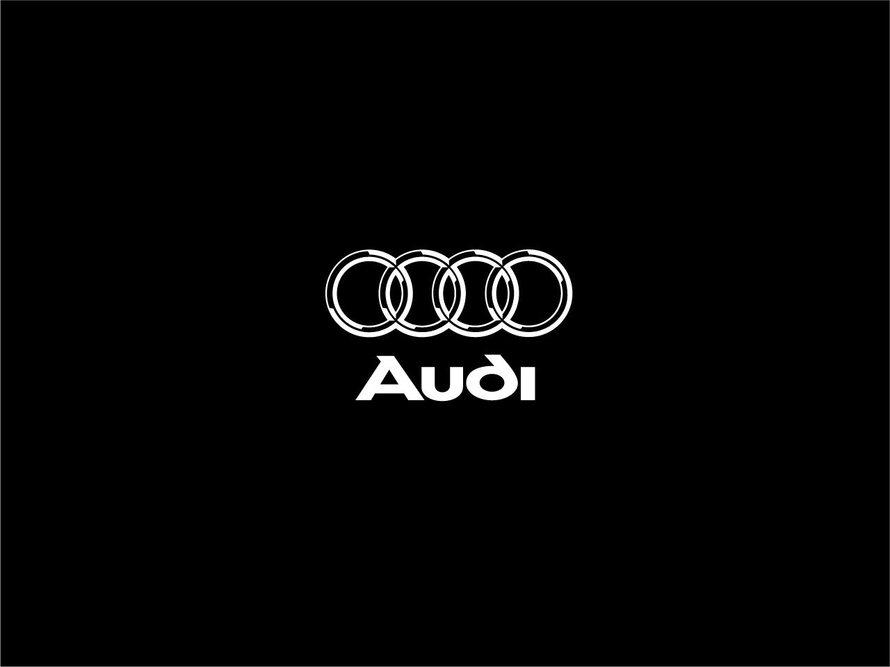 Audi Logo 3 Cool With Images Samochody