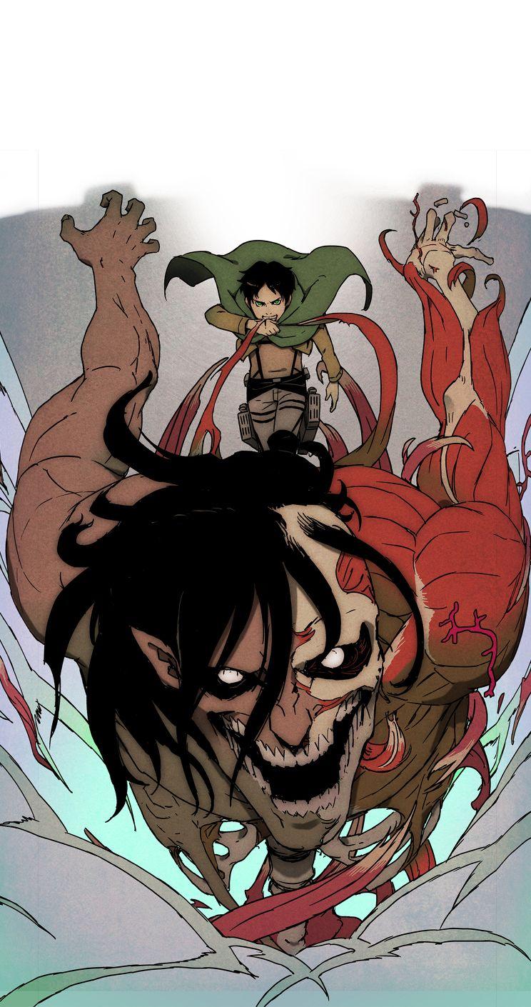 Attack On Titan Episode 26 English