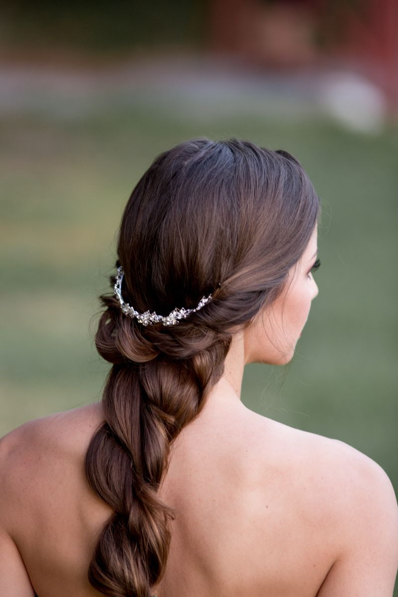 bridal crowns and tiaras wedding hair and makeup by gabriella anthoney s design artistry photo angie and marko photography orange blossom bride