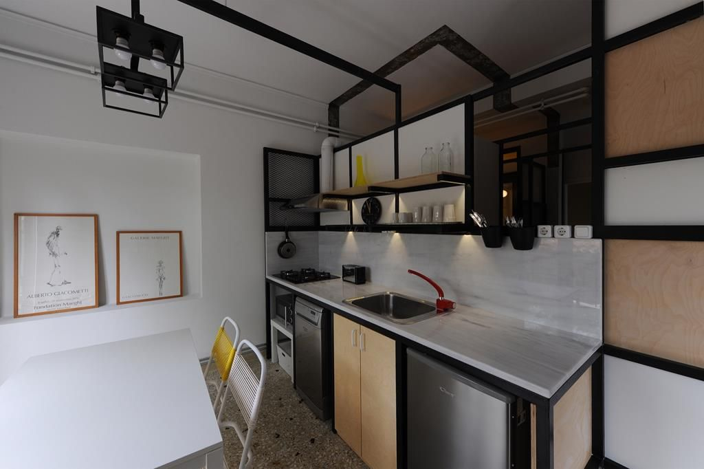 Best Polytopo – Low Cost Apartment Renovation In Greece By Z 400 x 300