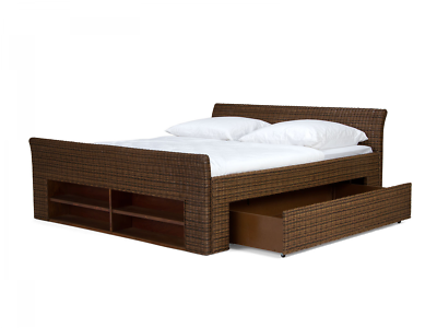 Bild 2 von 8 Bett, Bettgestell, Schlafzimmer einrichten