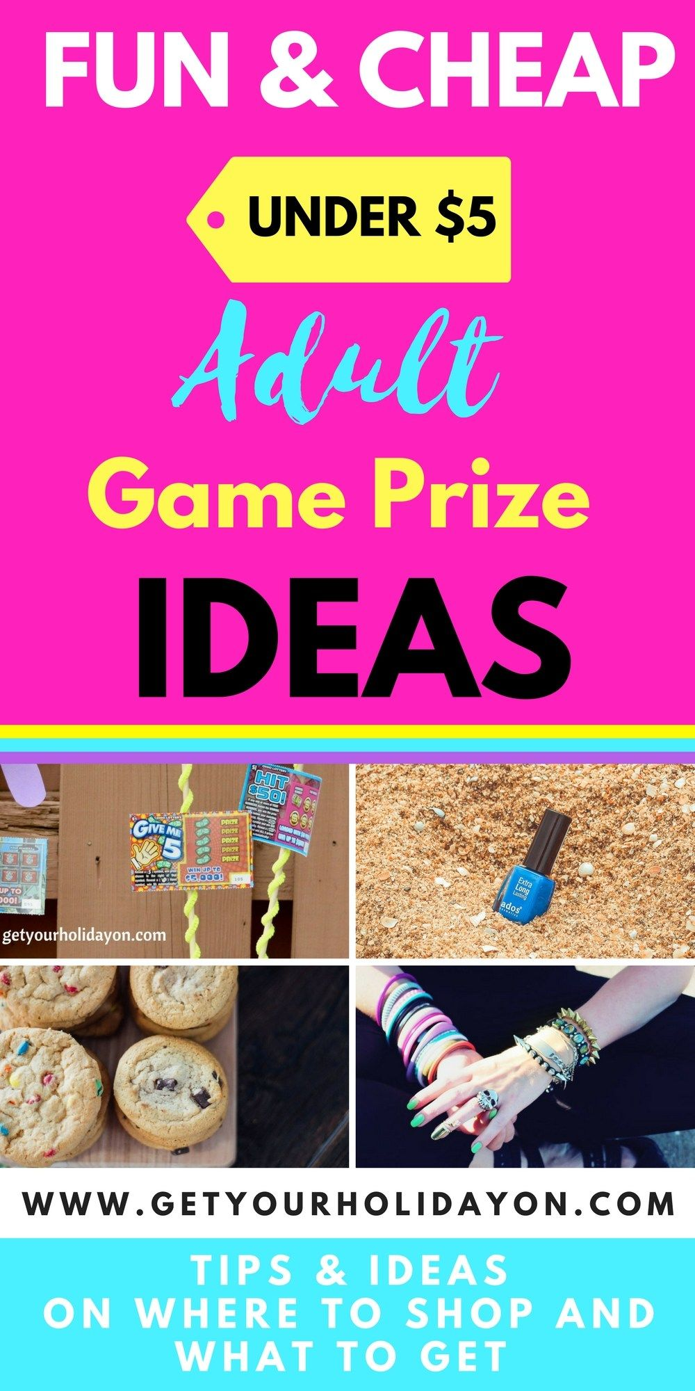 Adult Prize Ideas That Are Fun And Cheap February 2019 Family