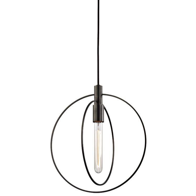 Masonville Round Pendant | Hudson Valley Lighting at Lightology