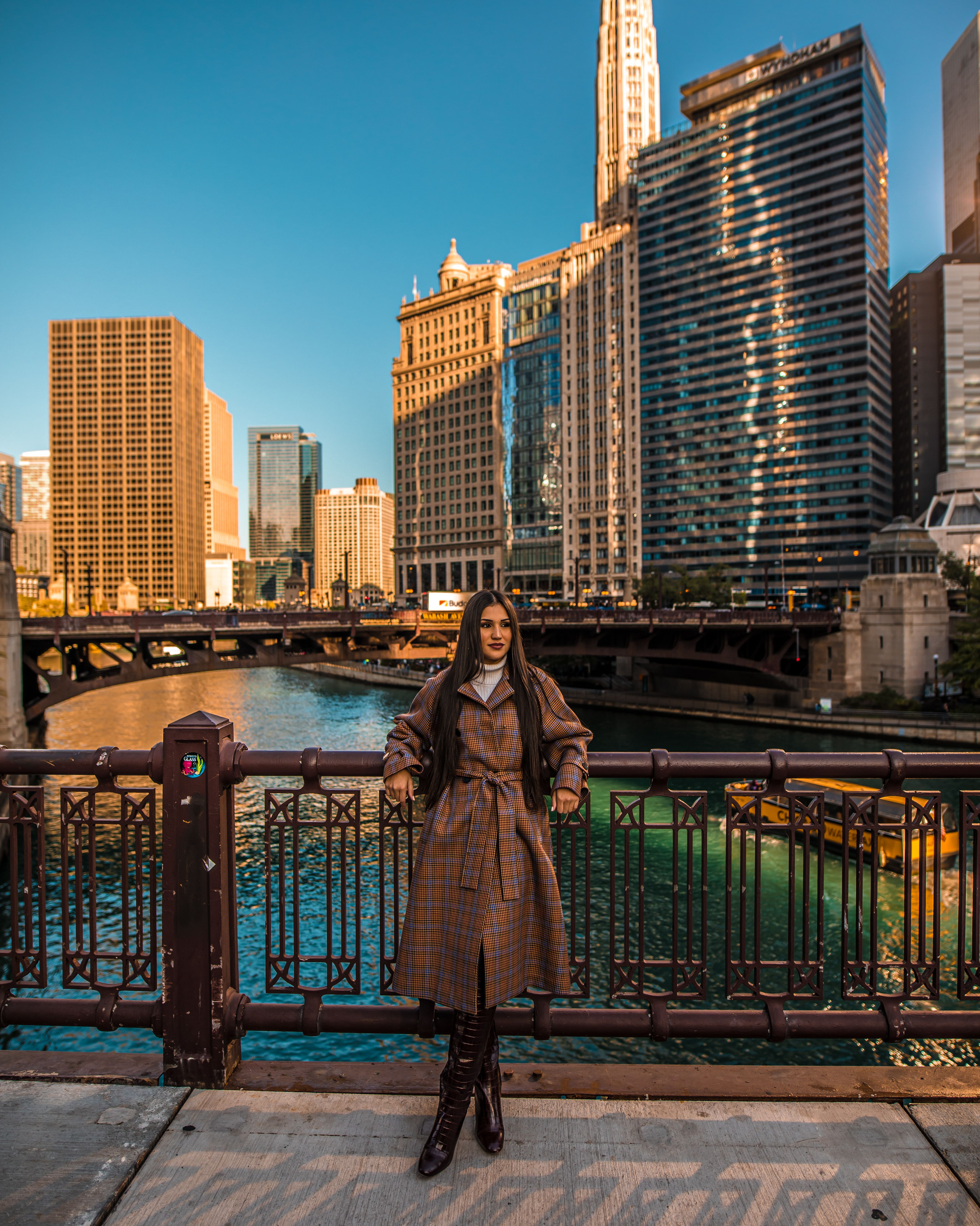 City Photoshoot Ideas Chicago Summer Outfit Chicago Winter Chicago Travel Outfits