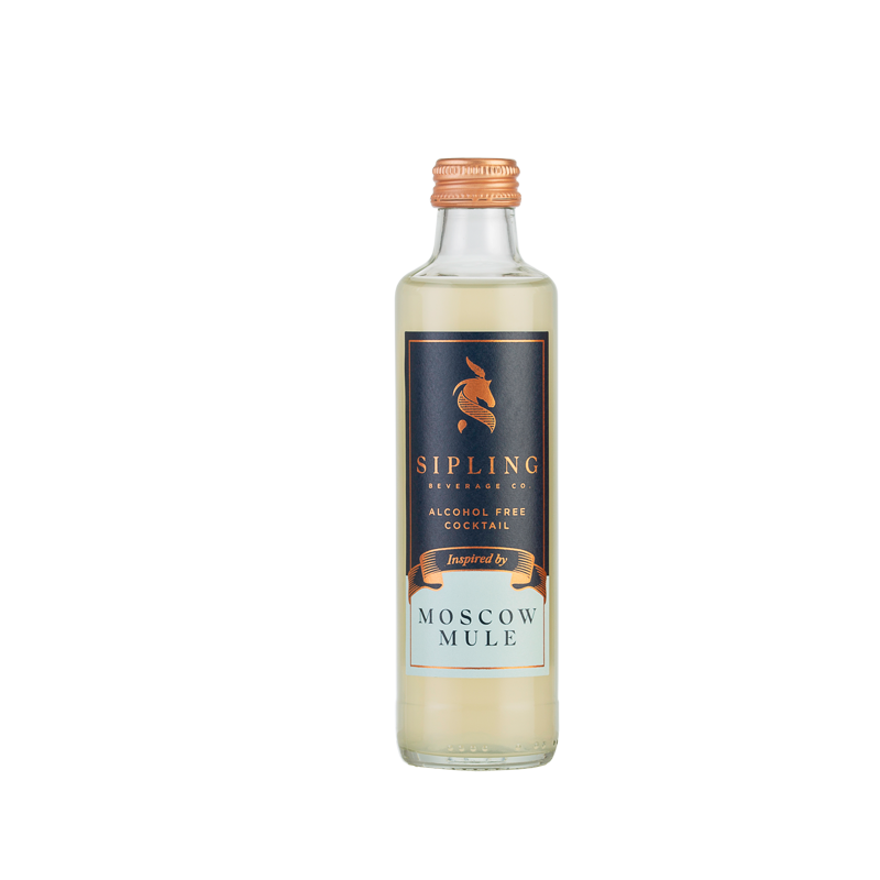 Sipling Moscow Mule Alcohol Free Cocktail (0ABV) in 2020