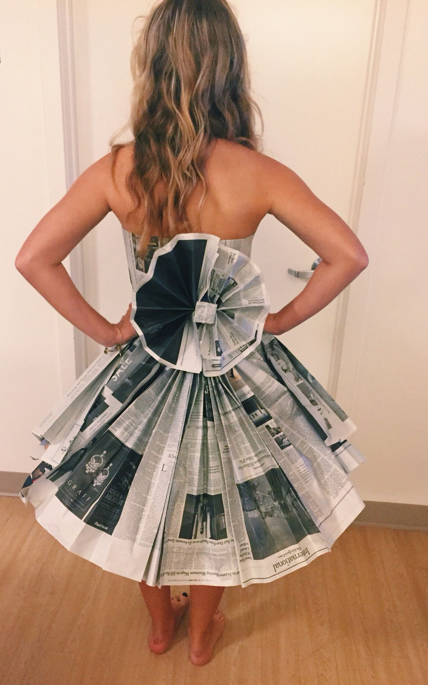 Calmly Newspaper Abc Diy Black Girls Abc Party Ideas Men Abc Diy Black Newspaper Costumes Abc Party Ideas