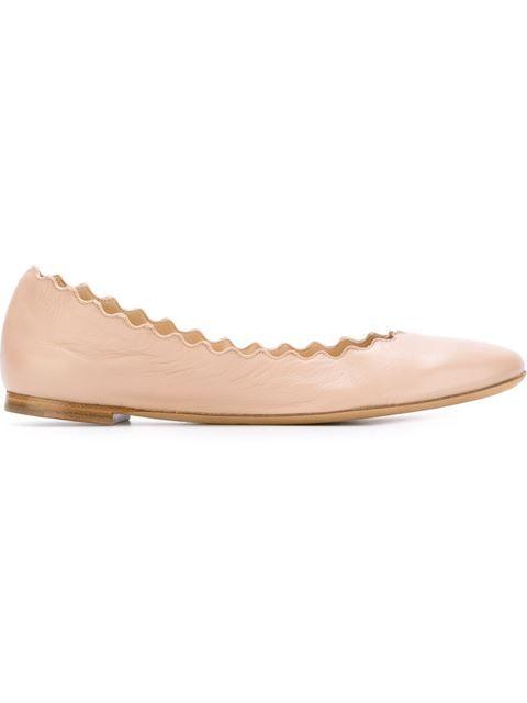 43c7a5948d0 CHLOÉ  Lauren  Ballerinas.  chloé  shoes  flats
